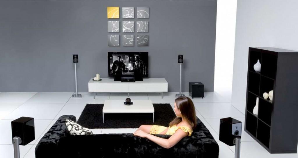 Surround Speaker Installation | LeslievilleGeek TV