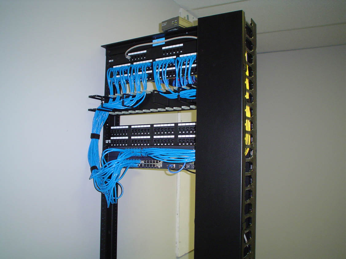 telephone patch panel wiring diagram ortronics patch panel