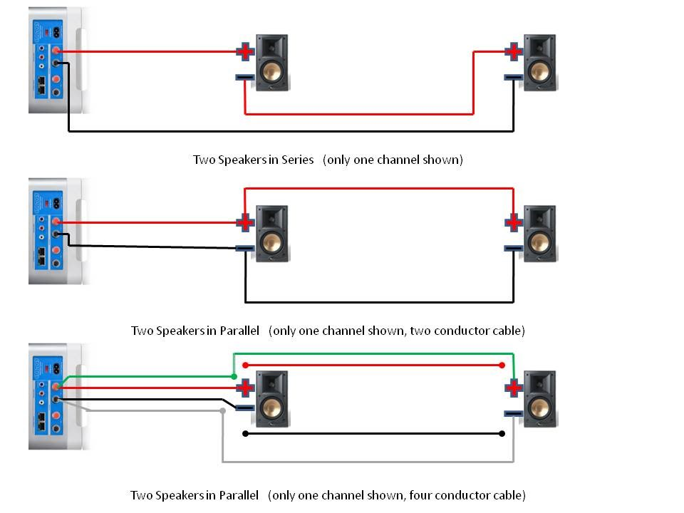 wiring diagram for speaker crossover images series speaker wiring diagram series wiring diagram