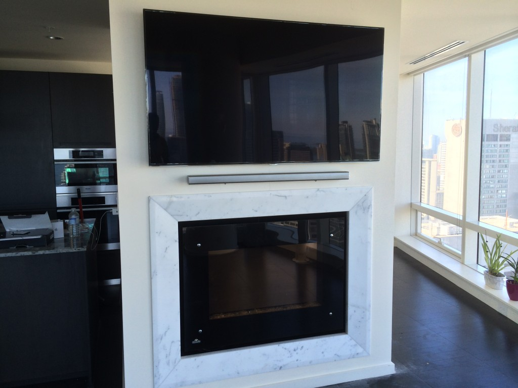 toronto wall mounted sound bar installation and setup services