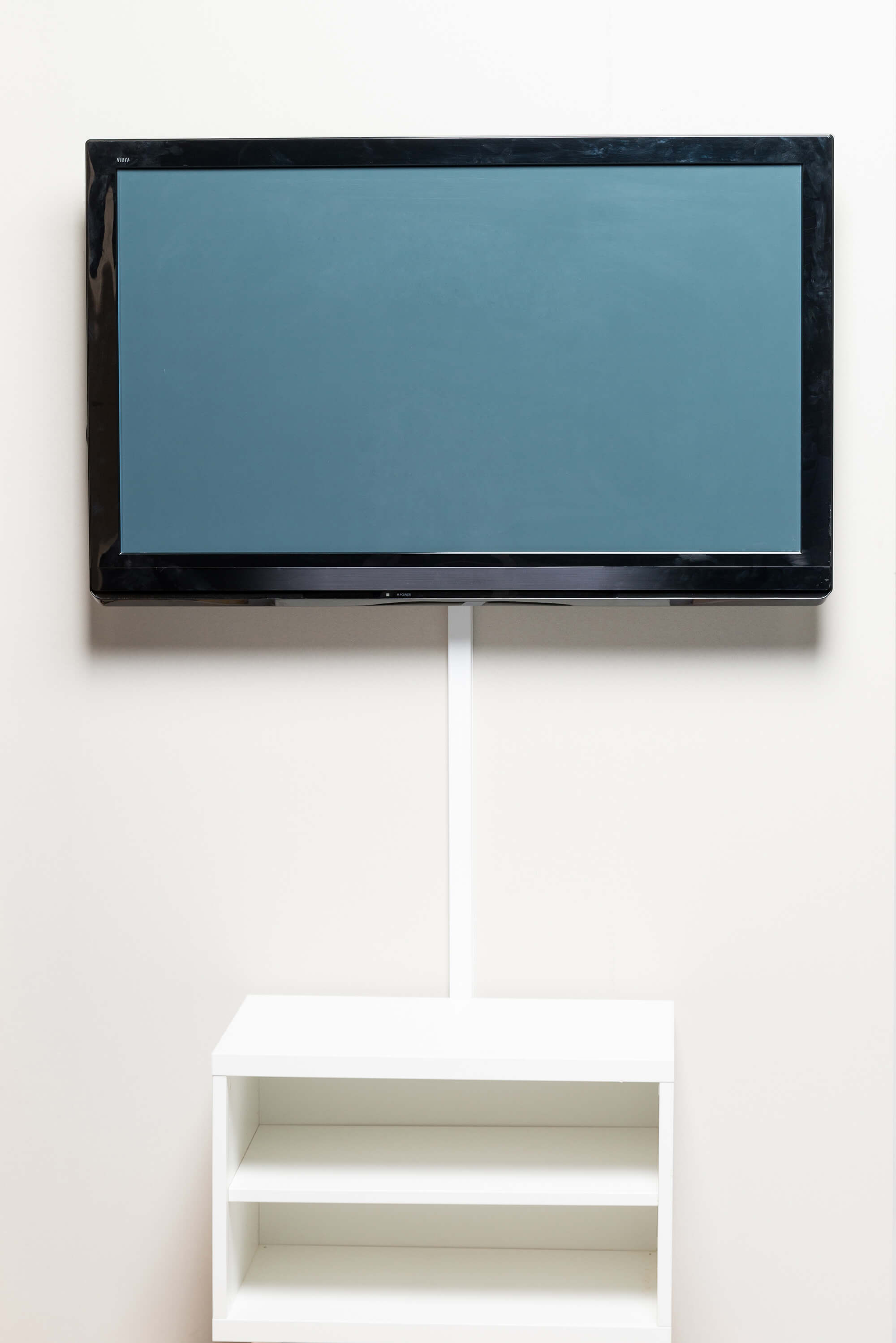 Wall Mounted Media Cabinet that can hide all your cords and ...